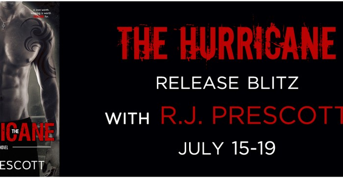 REVIEW & GIVEAWAY: THE HURRICANE by R.J. Prescott