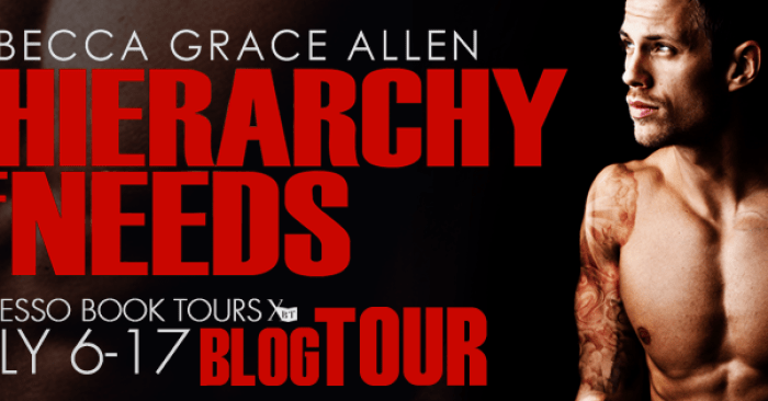 REVIEW & GIVEAWAY: THE HIERARCHY OF NEEDS by Rebecca Grace Allen