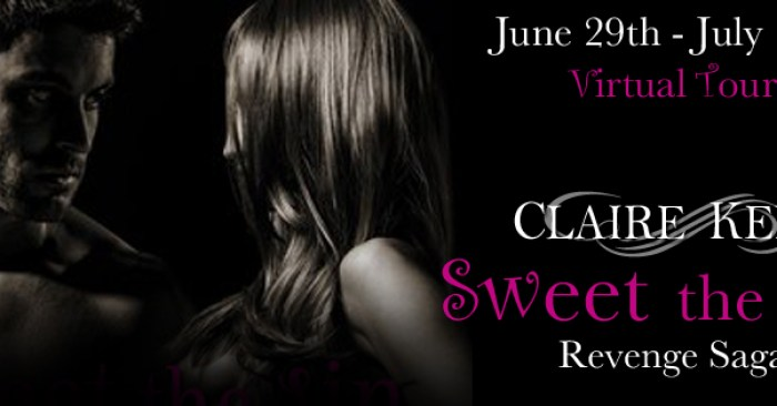 TOUR REVIEW & GIVEAWAY: SWEET THE SIN by Claire Kent