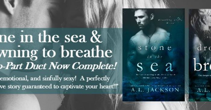Release Day Blitz & #GIVEAWAY: Drowning to Breathe by AL Jackson