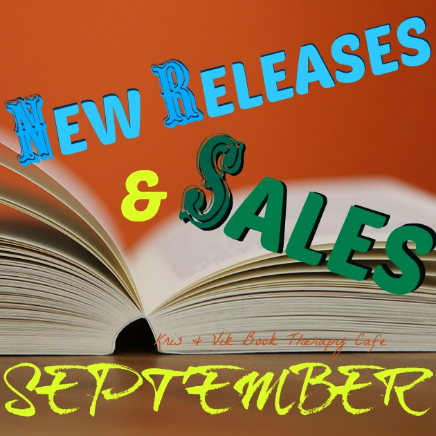New Romance Releases September
