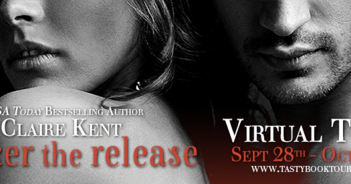 REVIEW & GIVEAWAY: DARKER THE RELEASE by Claire Kent