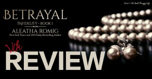 BETRAYAL review