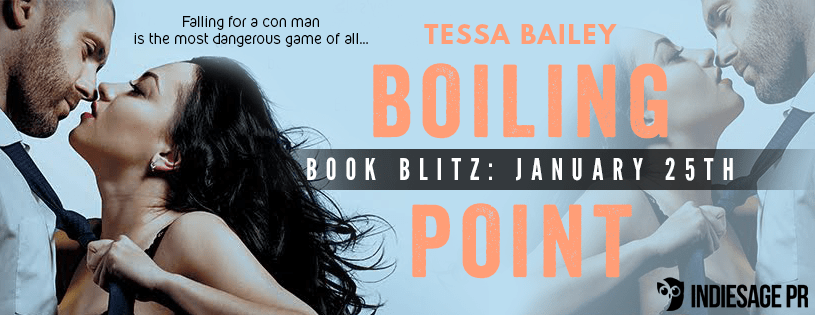 RELEASE BLITZ & GIVEAWAY: BOILING POINT by Tessa Bailey