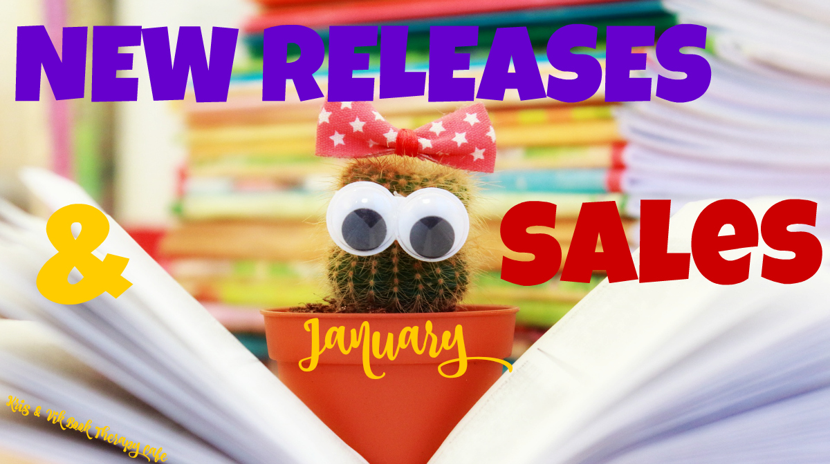 Book Releases – 2018