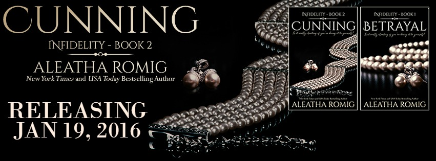 NEW RELEASE: CUNNING by Aleatha Romig