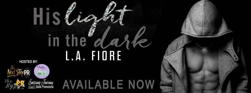 His Light In The Dark Banner