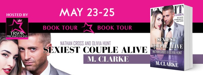 Sexiest Couple Alive by M. Clarke Book Tour