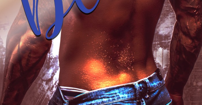 COVER REVEAL: LEVI'S BLUE by M. Leighton