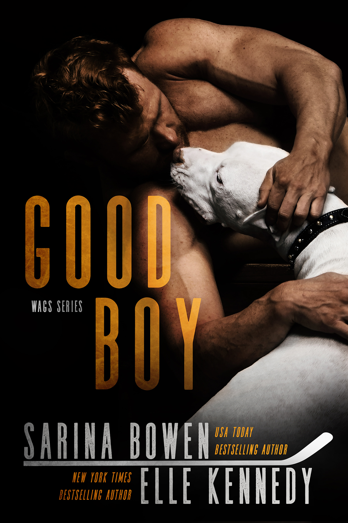 COVER REVEAL & NEW SERIES announcement from Sarina Bowen & Elle Kennedy