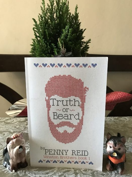 FIRST LINES FRIDAYS - Truth of Beard by Penny Reid