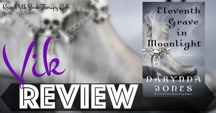 REVIEW: ELEVENTH GRAVE IN MOONLIGHT by Darynda Jones