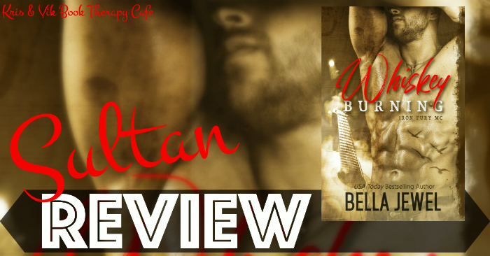 REVIEW: WHISKEY BURNING by Bella Jewel