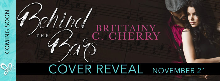 COVER REVEAL: BEHIND THE BARS by Brittainy C. Cherry