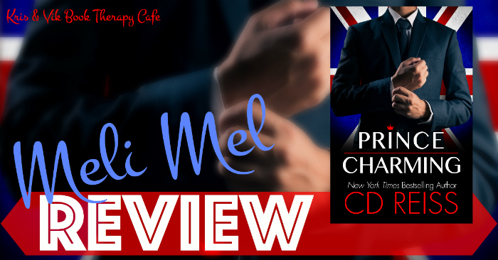 REVIEW & EXCERPT: PRINCE CHARMING by CD Reiss