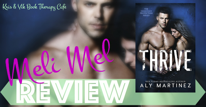 REVIEW: THRIVE by Aly Martinez