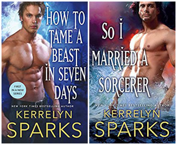 The Embraced Series by Kerrelyn Sparks