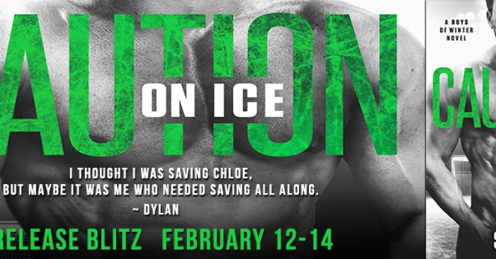 RELEASE BLITZ & GIVEAWAY: CAUTION ON ICE by SR Grey