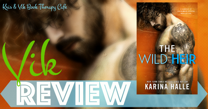 REVIEW: THE WILD HEIR by Karina Halle