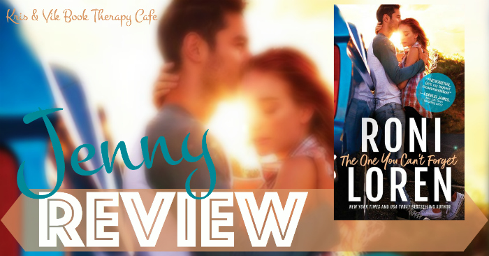 REVIEW: THE ONE YOU CAN'T FORGET by Roni Loren