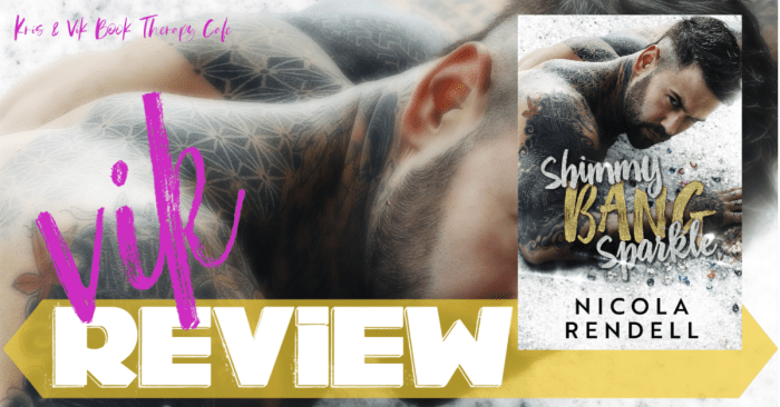 ✔ REVIEW: SHIMMY BANG SPARKLE by Nicola Rendell