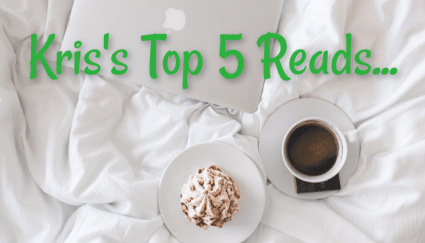 Kris's 2018 Top 5 Reads Header