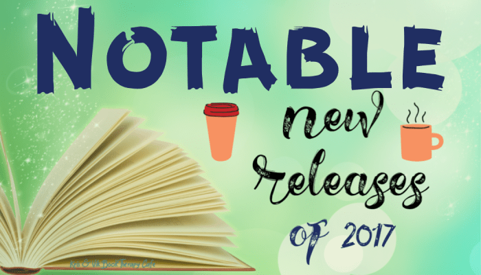 Book Releases - 2017