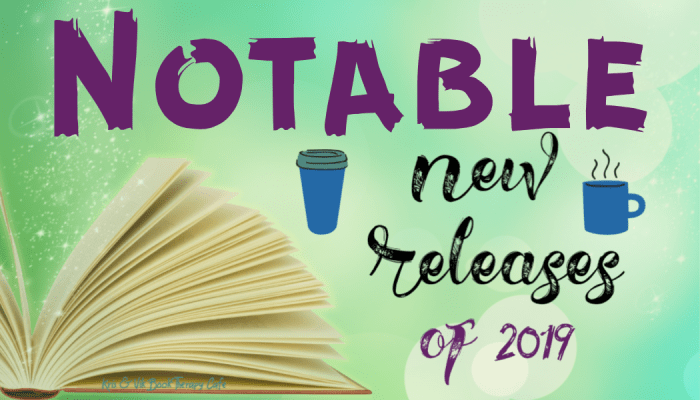 Book Releases – 2019