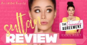 REVIEW & EXCERPT: THE ROOMMATE AGREEMENT by Emma Hart
