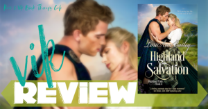 REVIEW: HIGHLAND SALVATION by Lori Ann Bailey