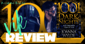 REVIEW: ELI'S TRIUMPH by Joanna Wylde