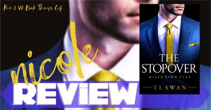 ✔ #NewRelease REVIEW: THE STOPOVER by T L Swan