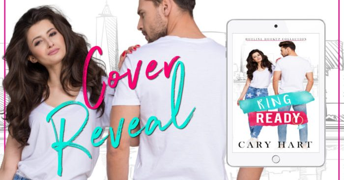 COVER REVEAL: RING READY by Cary Hart