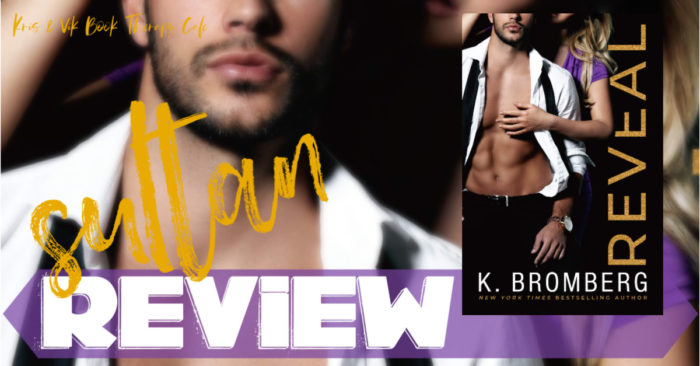 REVIEW: REVEAL by K. Bromberg