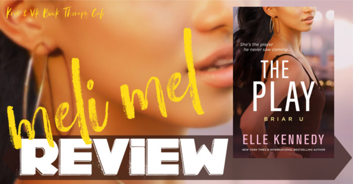 ✔ #NewRelease REVIEW: THE PLAY by Elle Kennedy