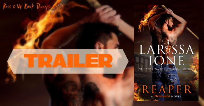 TRAILER: REAPER by Larissa Ione
