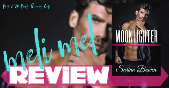 ✔ #NewRelease REVIEW: MOONLIGHTER by Sarina Bowen