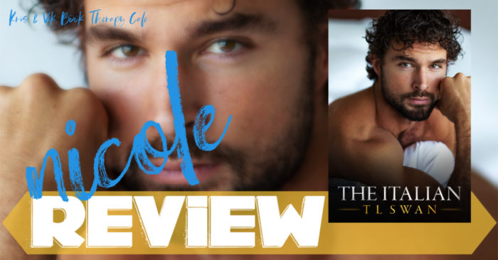 ✔ #NewRelease REVIEW: THE ITALIAN by T L Swan