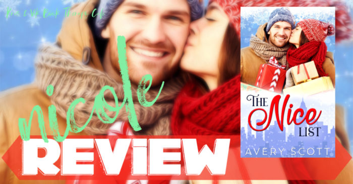 ✔ #NewRelease REVIEW: THE NICE LIST by Avery Scott