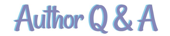 Author Q & A