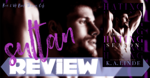 REVIEW: THE HATING SEASON by K.A. Linde