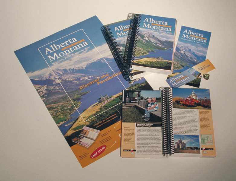 The Alberta Montana Discovery Guide