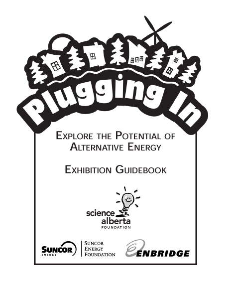 Plugging In - Alberta Science Foundation