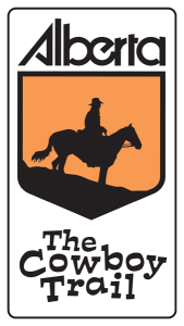 The Cowboy Trail Partner Sign