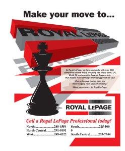 Royal Lepage Ad