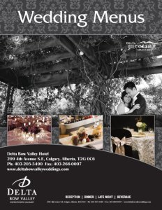 Delta Bow Valley Wedding Planner