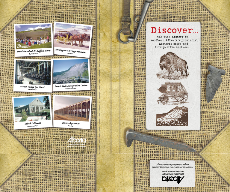 Alberta Community Development Historic Sites