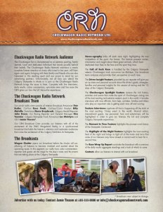 CRN Promotional Package 2013