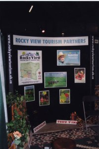 RVTP Display Booth