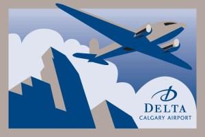 Delta Calgary Airport